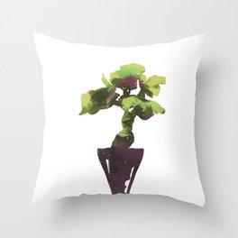 Bonsai Series Throw Pillow
