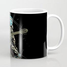 Space guitarist Coffee Mug