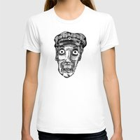 taxi driver T-shirts featuring Taxi Driver by Addison Karl