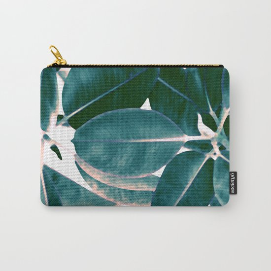 Tropical abstract(7). Carry-All Pouch