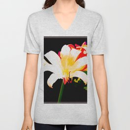 Song Of The Lilies Unisex V-Neck