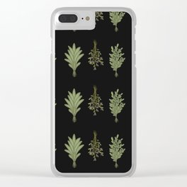 Drying Herbs Clear iPhone Case