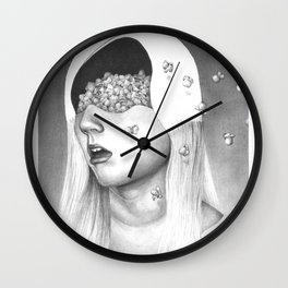 anthem for a seventeen year old series n6 Wall Clock