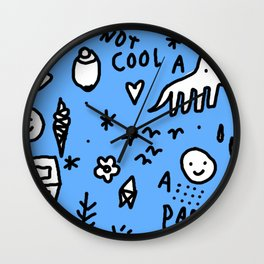 not cool Wall Clock