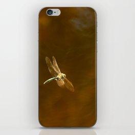 Dragonfly In Flight #decor #society6 iPhone Skin