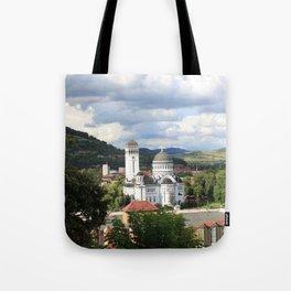 Sighisoara III Tote Bag