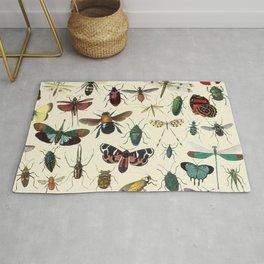 Lovely Butterfly Rug