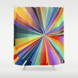 powerful love Shower Curtain