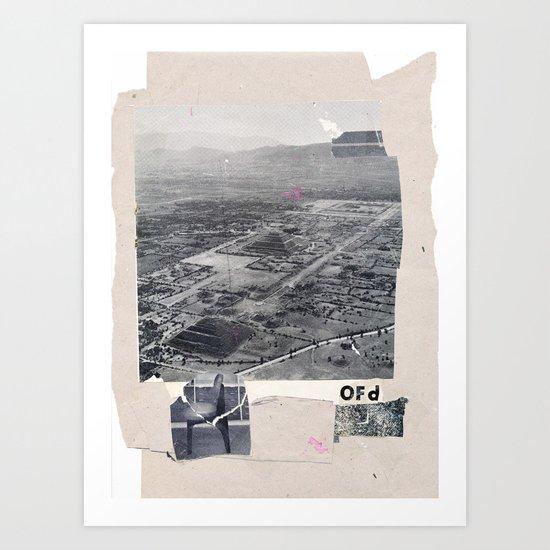 OFd Art Print