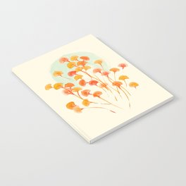 The bloom lasts forever Notebook
