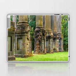 Windsor Ruins Columns Laptop & iPad Skin