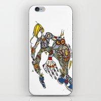 sam smith iPhone & iPod Skins featuring Sam by Maccu Maccu