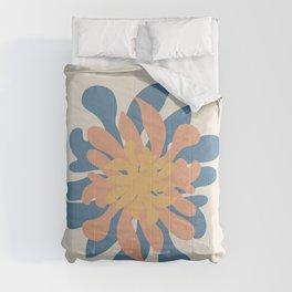 Exhibition poster Henri Matisse-Berggruen  1953.  Comforters