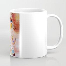Abstract Woman Coffee Mug