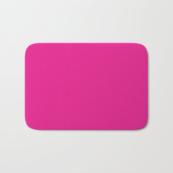 Simply pink color - Mix and Match with Simplicity of Life Bath Mat