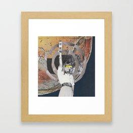 rah rah Framed Art Print