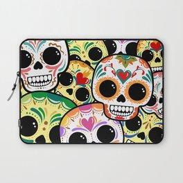 Sugar Skull Madness Laptop Sleeve