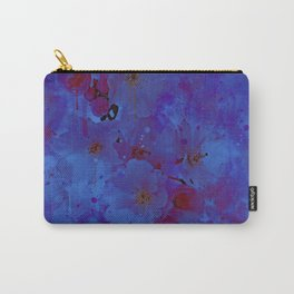 japanese cherry blossom wsml Carry-All Pouch