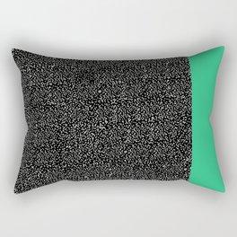 Turquoise Change Rectangular Pillow