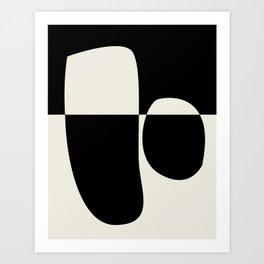 // Reverse 02 Art Print