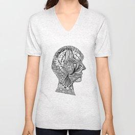 Cerebral Unisex V-Neck