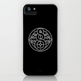 The Order Of Whispers iPhone Case