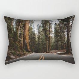 Giant Forest Adventure Rectangular Pillow