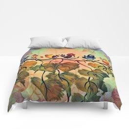 Spring Peeps Comforters