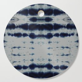Shibori Strips Cutting Board