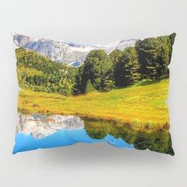 mountain_landscape Pillow Sham