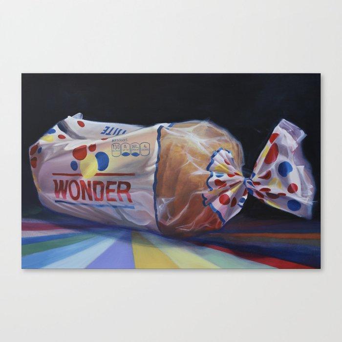 Wonder #2 Canvas Print