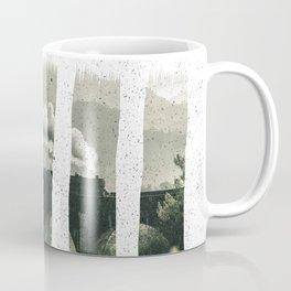 The Magic is in You-Hogwarts Train Coffee Mug