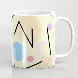 Memphis #105 Coffee Mug
