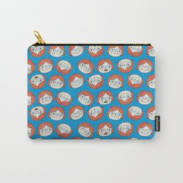 Pattern Project #13 / Mood Swings Carry-All Pouch