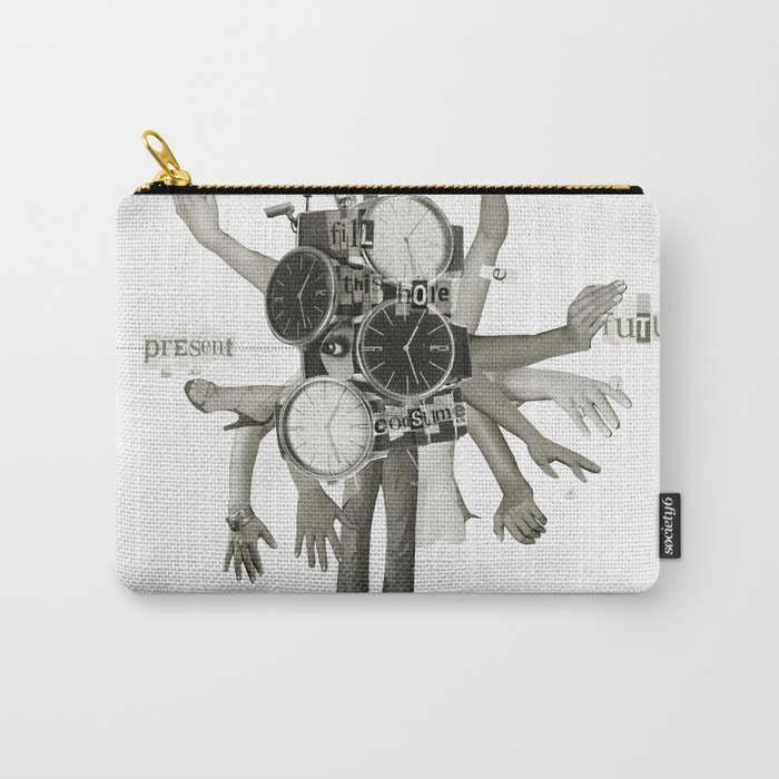 timetable Carry-All Pouch