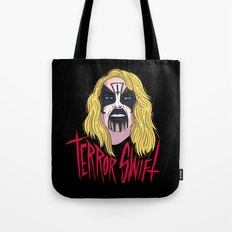 Terror Swift Tote Bag