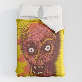 Hungry Zombie Comforters
