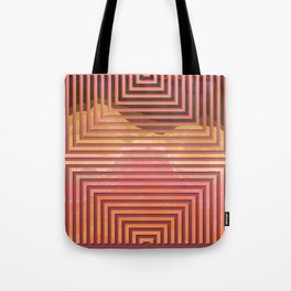 TOPOGRAPHY 2017-015 Tote Bag