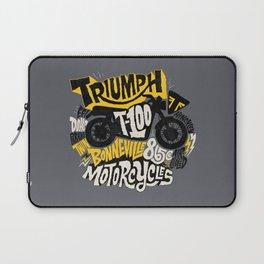 Triumph Laptop Sleeve