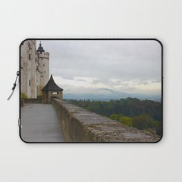A view from Festung Hohensalzburg Castle Laptop Sleeve