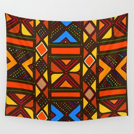 African Style No6, Sahara Desert Wall Tapestry