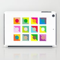 watercolour iPad Cases featuring WaterColour by VentureDesign