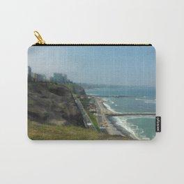 Beautiful Herradura Beach Lima Peru Carry-All Pouch