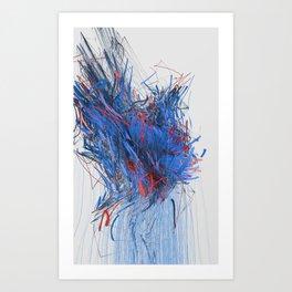 BRU-14/WIP-011 Art Print