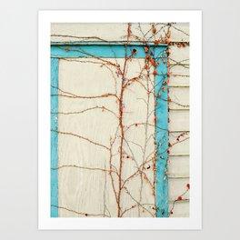 Chicago Vine Art Print