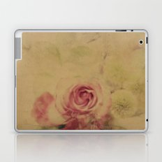 Victorian Flowers Laptop & iPad Skin