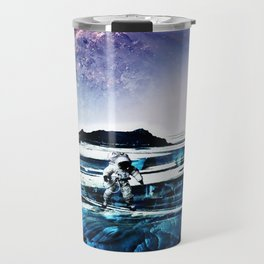 Translucent Planet by GEN Z Travel Mug
