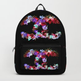 Floral Fashion Backpack