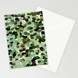 Green Grass Of Summer Stationery Cards