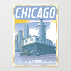Chicago! Canvas Print